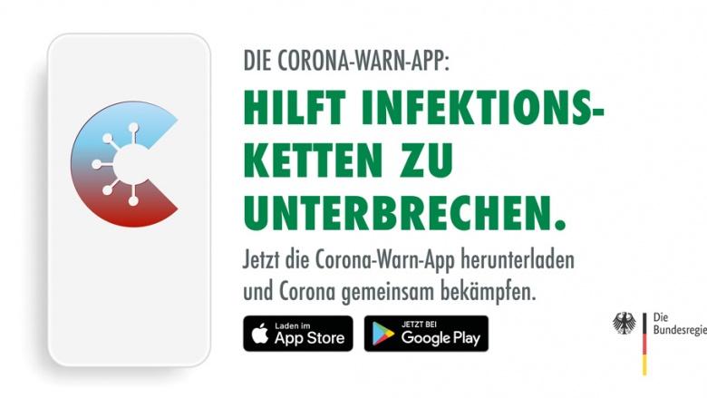 Corona-Warn-App - Hilft Infektionsketten zu unterbrechen