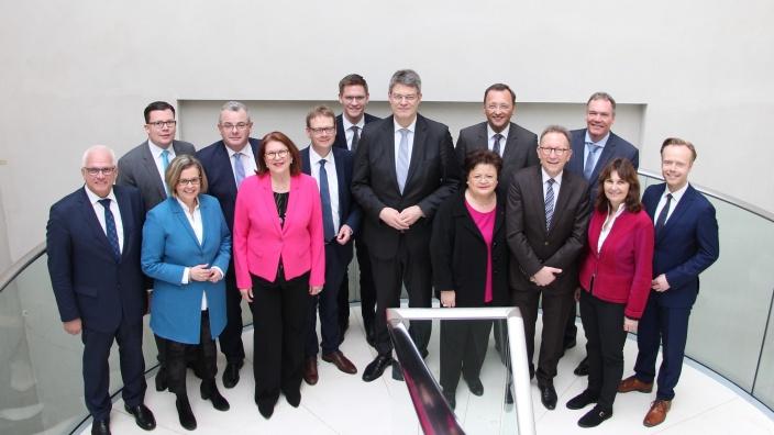 Die Abgeordneten der LG Rheinland-Pfalz in der 19. Wahlperiode