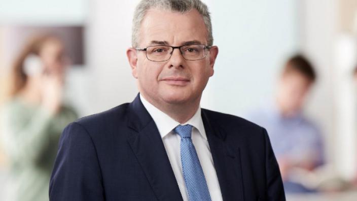 Der Bundestagsabgeordnete Dr. Andreas Nick