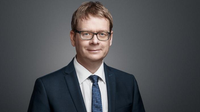 PStS Dr. Thomas Gebhart