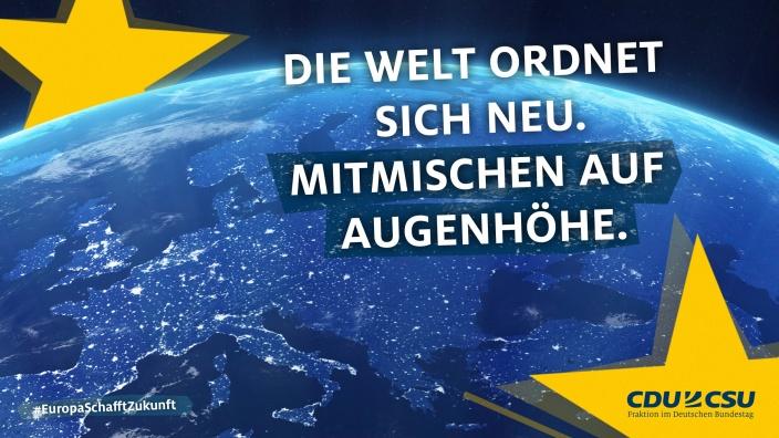 EU-Ratspräsidentschaft - Power